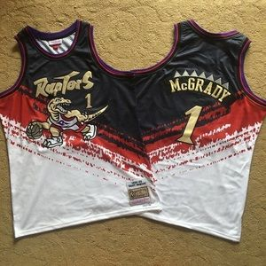 Tracy McGrady Mitchell&Ness Jersey
